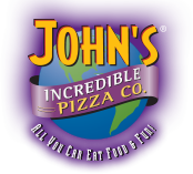 Johns Incredible Pizza Logo